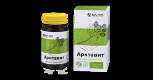Арктавит - экстракт корня лопуха, 75 мл.
