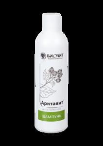 Арктавит - шампунь с экстрактом корня лопуха, 250 мл.